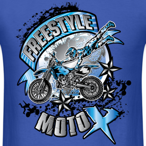 Freestyle Motocross Shirt