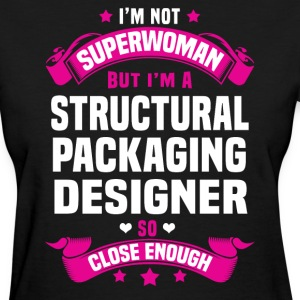 Structural Packaging Designer Tshirt - Women's T-Shirt