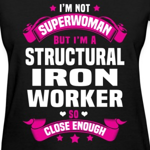 Structural Iron Worker Tshirt - Women's T-Shirt