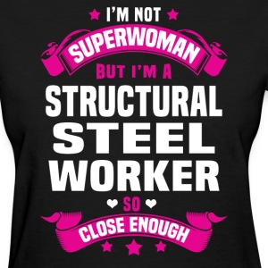 Structural Steel Worker Tshirt - Women's T-Shirt