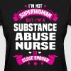 Substance Abuse Nurse Tshirt - Women's T-Shirt