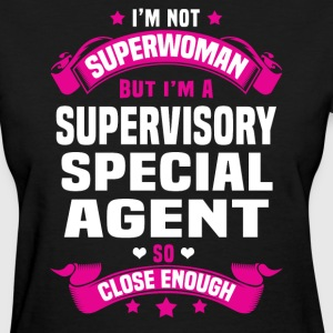 Supervisory Special Agent Tshirt - Women's T-Shirt