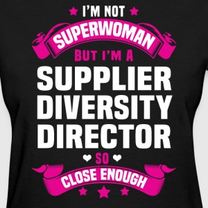 Supplier Diversity Director Tshirt - Women's T-Shirt
