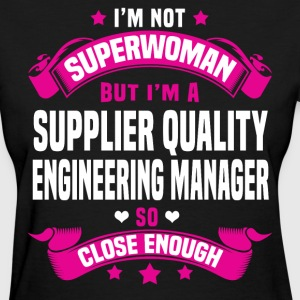 Supplier Quality Engineering Manager Tshirt - Women's T-Shirt