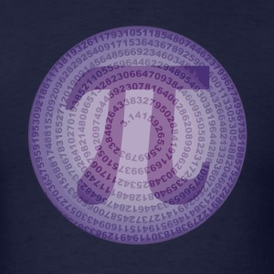 Pi Day - Men's T-Shirt