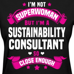 Sustainability Consultant Tshirt - Women's T-Shirt