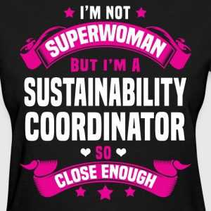Sustainability Coordinator Tshirt - Women's T-Shirt