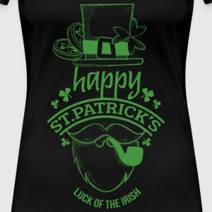 St. Patricks Day for women - Women's Premium T-Shirt