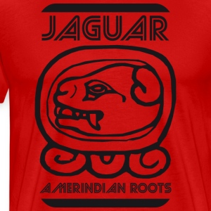 JAGUAR MAYA 2 - Men's Premium T-Shirt