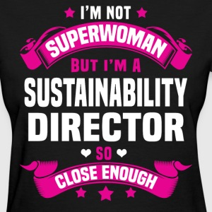 Sustainability Director Tshirt - Women's T-Shirt