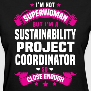 Sustainability Project Coordinator Tshirt - Women's T-Shirt