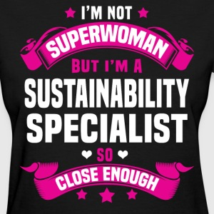 Sustainability Specialist Tshirt - Women's T-Shirt