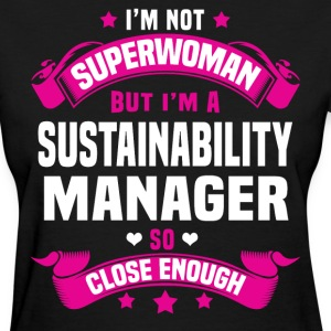 Sustainability Manager Tshirt - Women's T-Shirt