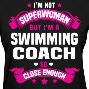 Swimming Coach Tshirt - Women's T-Shirt
