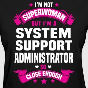 System Support Administrator Tshirt - Women's T-Shirt