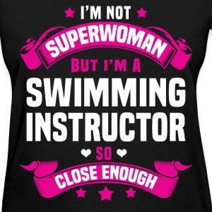 Swimming Instructor Tshirt - Women's T-Shirt