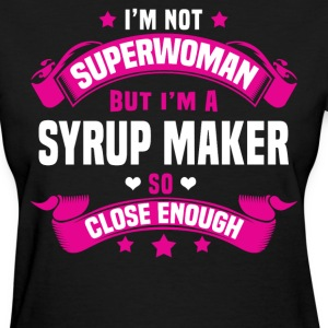 Syrup Maker Tshirt - Women's T-Shirt