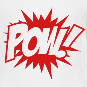 Pow! Baby & Toddler Shirts - Toddler Premium T-Shirt