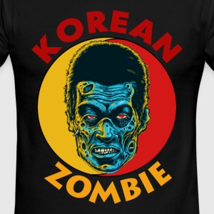 KOREAN ZOMBIE - Men's Ringer T-Shirt