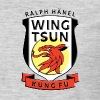 Wing Tsun Kung Fu student (Long sleeve T-shirt, men) - Men's Premium Long Sleeve T-Shirt