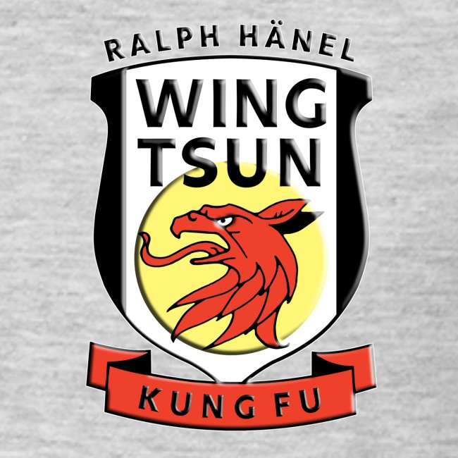 Wing Tsun Kung Fu student (Long sleeve T-shirt, men)