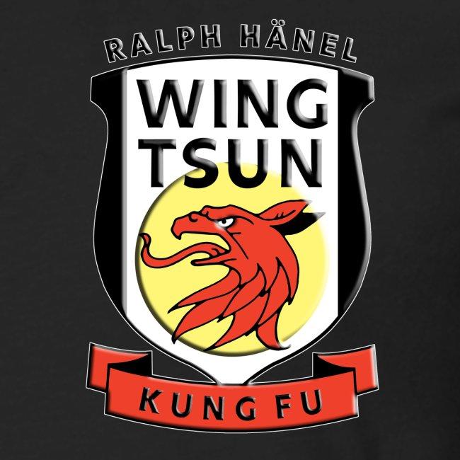 Wing Tsun Kung Fu instructor (Long sleeve T-shirt, men)