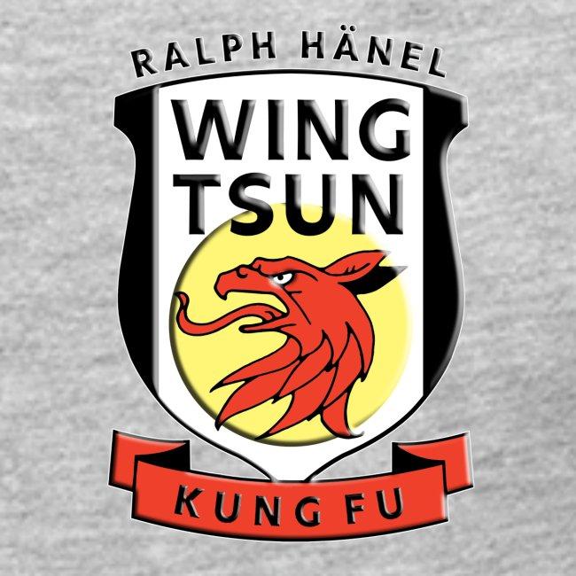 Wing Tsun Kung Fu student (Long sleeve T-shirt, women)