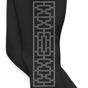 Deco Maze Bottoms - Leggings