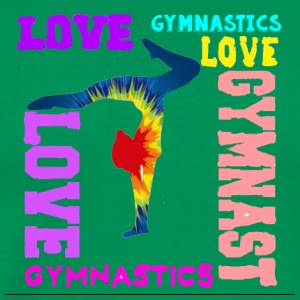 Love Gymnastic - Men's Premium T-Shirt