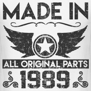 made in 1989 11.png T-Shirts - Men's T-Shirt