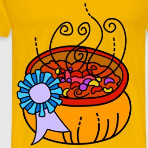 Award Winning Chili - Men's Premium T-Shirt