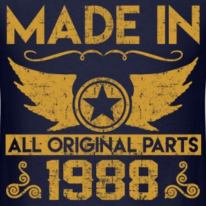 made in 1988 33.png T-Shirts - Men's T-Shirt