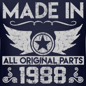made in 1988 22.png T-Shirts - Men's T-Shirt