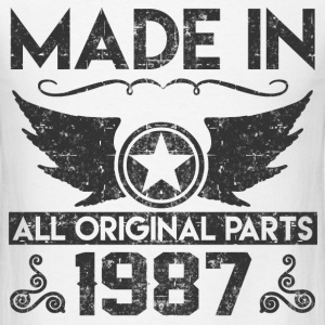 made in 1987 11.png T-Shirts - Men's T-Shirt