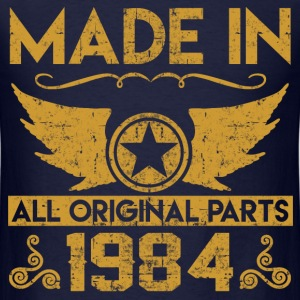 made in 1984 33.png T-Shirts - Men's T-Shirt