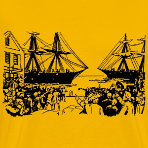 Boston Tea Party - Men's Premium T-Shirt