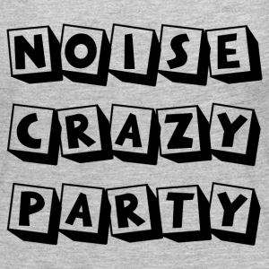 NOISE-CRAZY-PARTY Long Sleeve Shirts - Women's Premium Long Sleeve T-Shirt