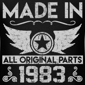 made in1983 22.png T-Shirts - Men's T-Shirt