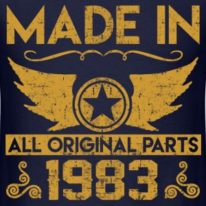 made in 1983 33.png T-Shirts - Men's T-Shirt