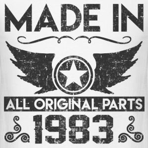 made in 1983 11.png T-Shirts - Men's T-Shirt