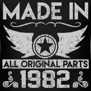 made in 1982 22.png T-Shirts - Men's T-Shirt