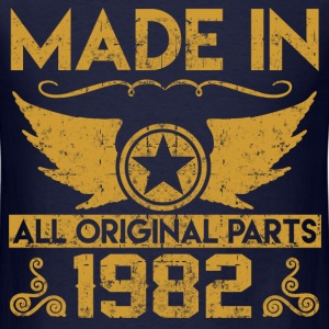 made in 1982 333.png T-Shirts - Men's T-Shirt