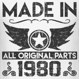 made in 1980 11.png T-Shirts - Men's T-Shirt