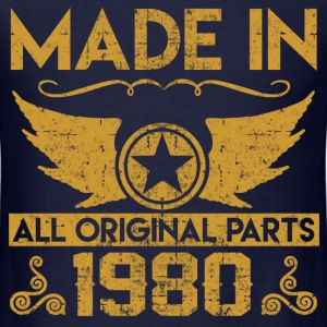 made in 1980 33.png T-Shirts - Men's T-Shirt
