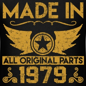 made in 1979 33.png T-Shirts - Men's T-Shirt