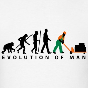 evolution_storeman_lifting_cart_09_20160 T-Shirts - Men's T-Shirt