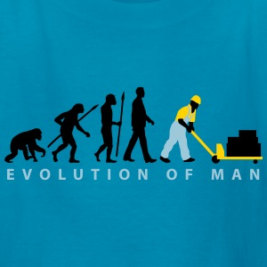evolution_storeman_lifting_cart_09_20160 Kids' Shirts - Kids' T-Shirt