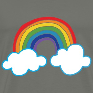 Rainbow Colors T-Shirts - Men's Premium T-Shirt