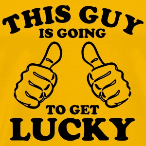 Get Lucky - Men's Premium T-Shirt