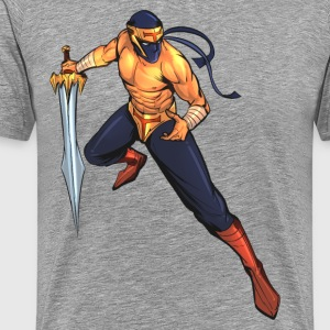 BATTLE READY THAMRO - Men's Premium T-Shirt